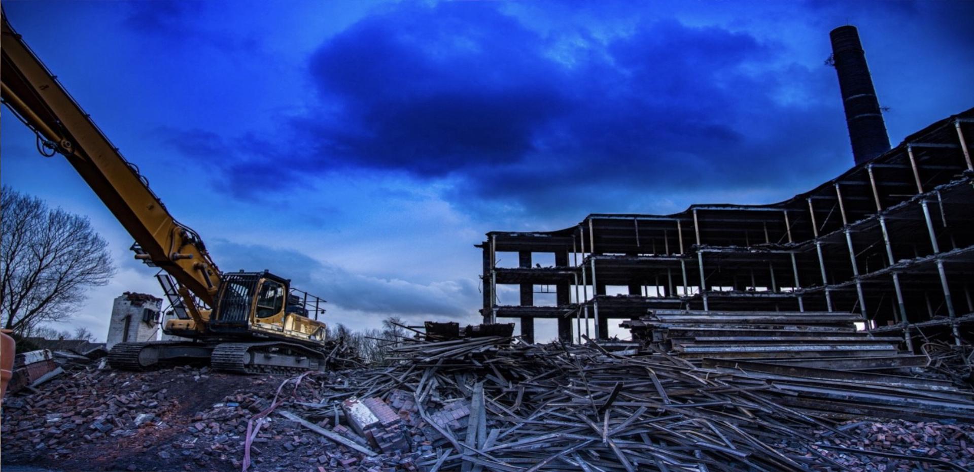 Demolition Company Rochdale