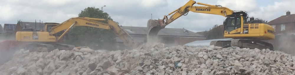 Demolition Recycling Oldham